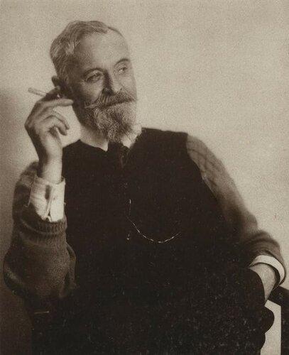 Константин Коровин, 1930-е годы. Фото: liveinternet.ru