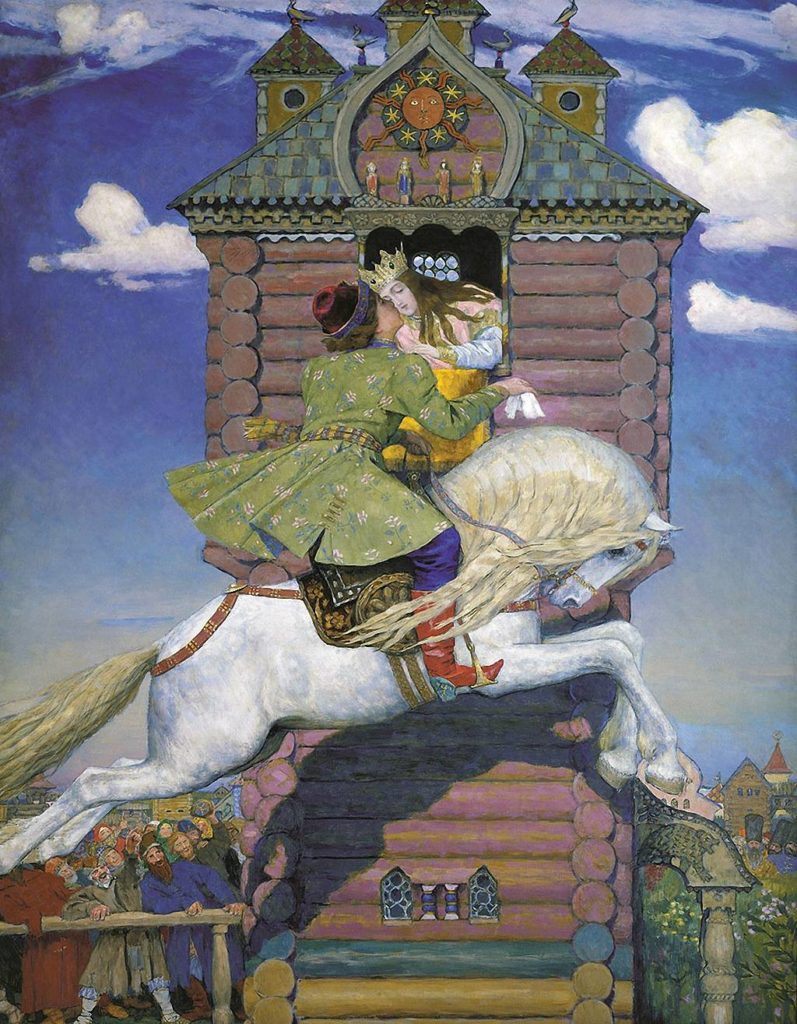 "Виктор Васнецов, 1919-1926 гг., картина ""Сивка-бурка"", фото: ru.wikipedia.org"