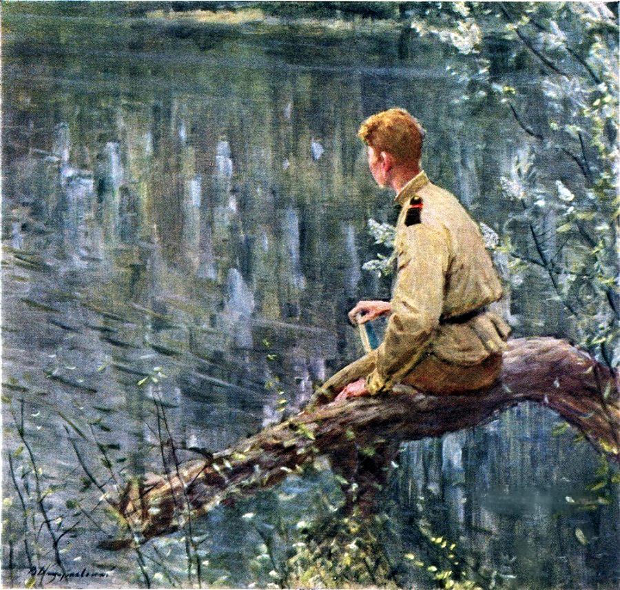 """В.Дмитриевский, """"Стихи"""", 1963 год"""