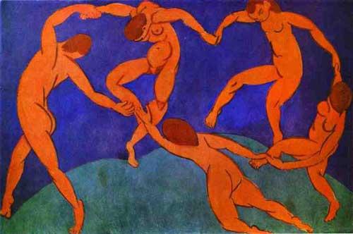 Анри Матисс. Танец. 1910 год