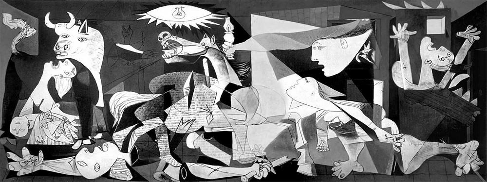 Описание картины «Герника» Пабло Пикассо