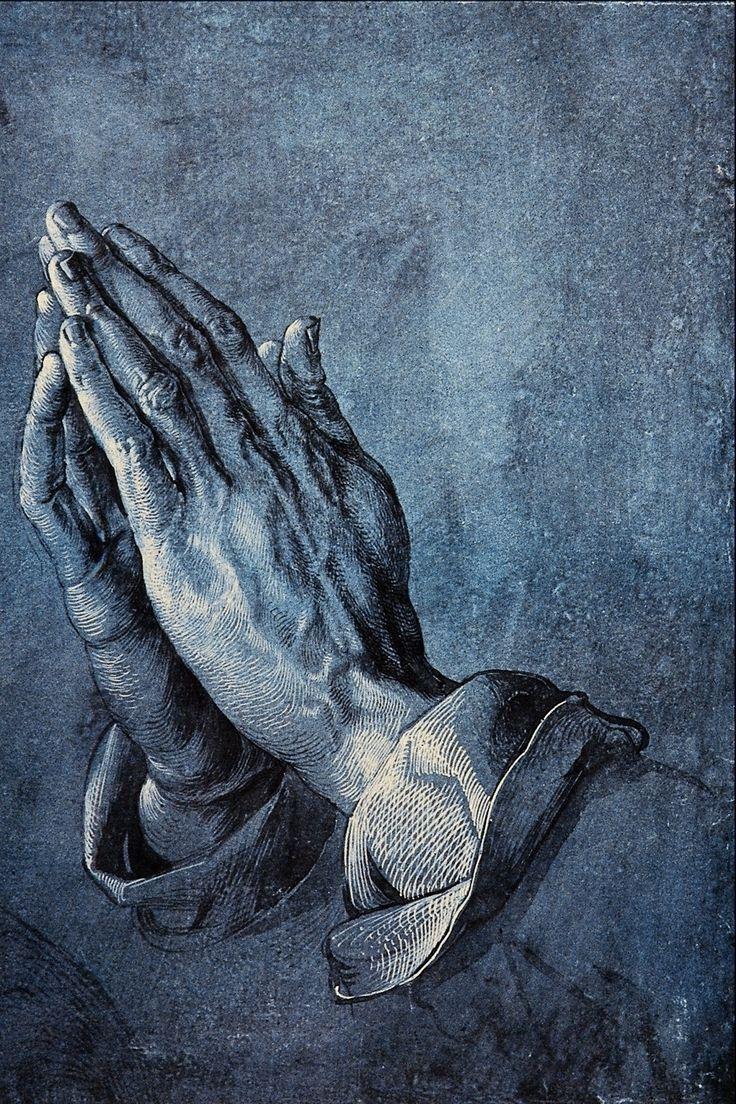 """Описание картины Альбрехта Дюрера """"Руки молящегося"""""""