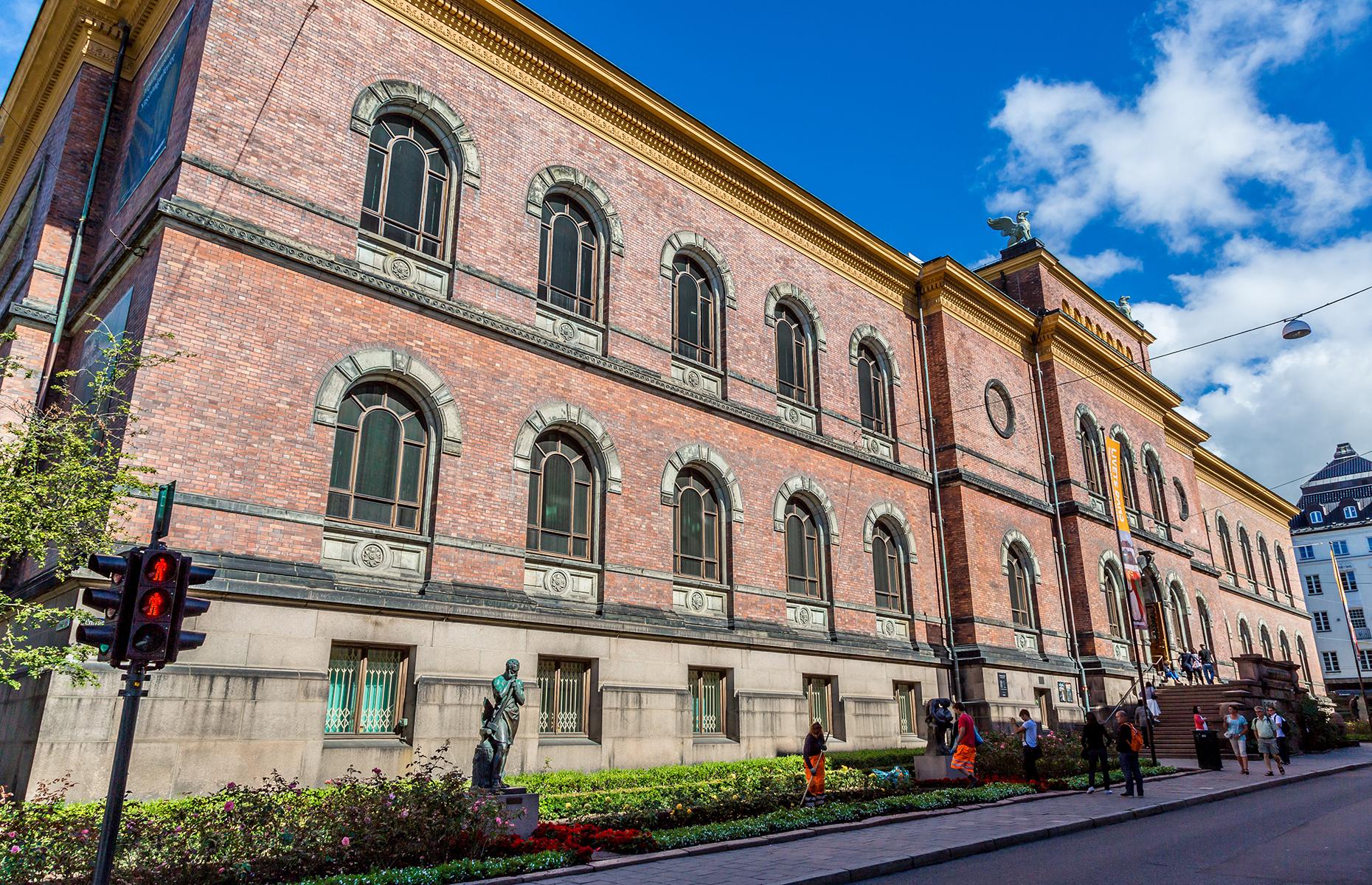 Национальная галерея, Осло