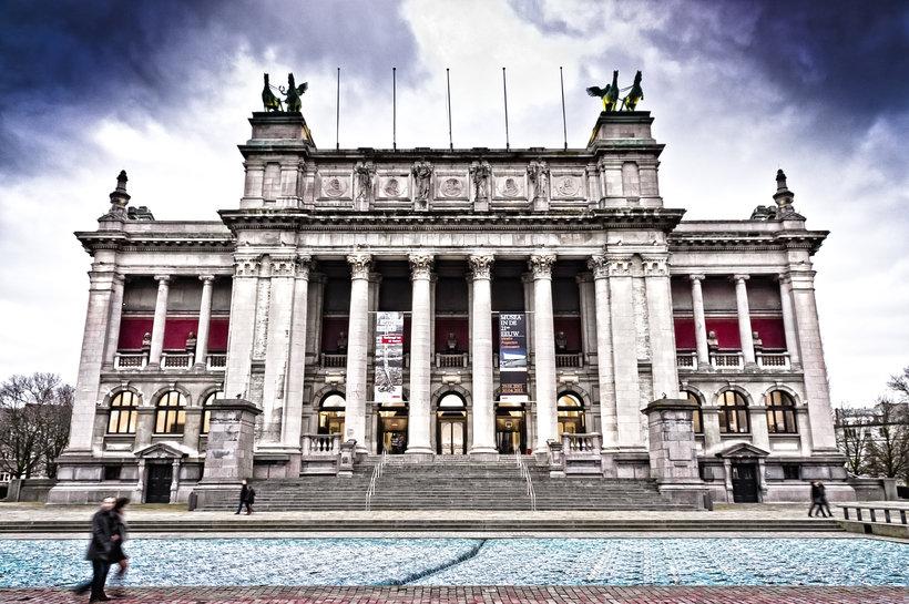 Музей изящных искусств, Брюссель