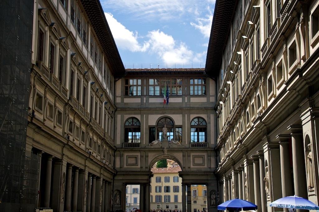 Галерея Уфицци, Флоренция