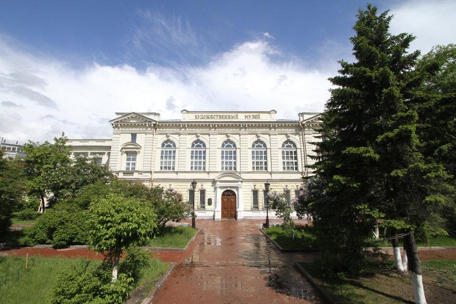 Музей В.П. Сукачева, Иркутск