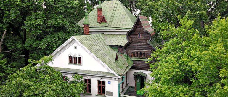 Дом-музей имени В.М. Васнецова