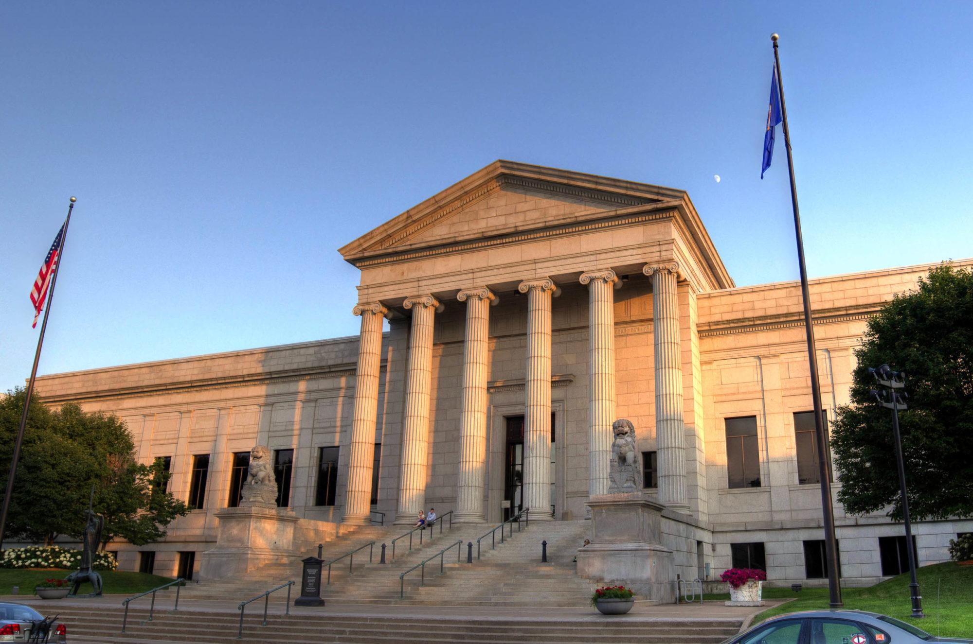 Институт искусств, Миннеаполис