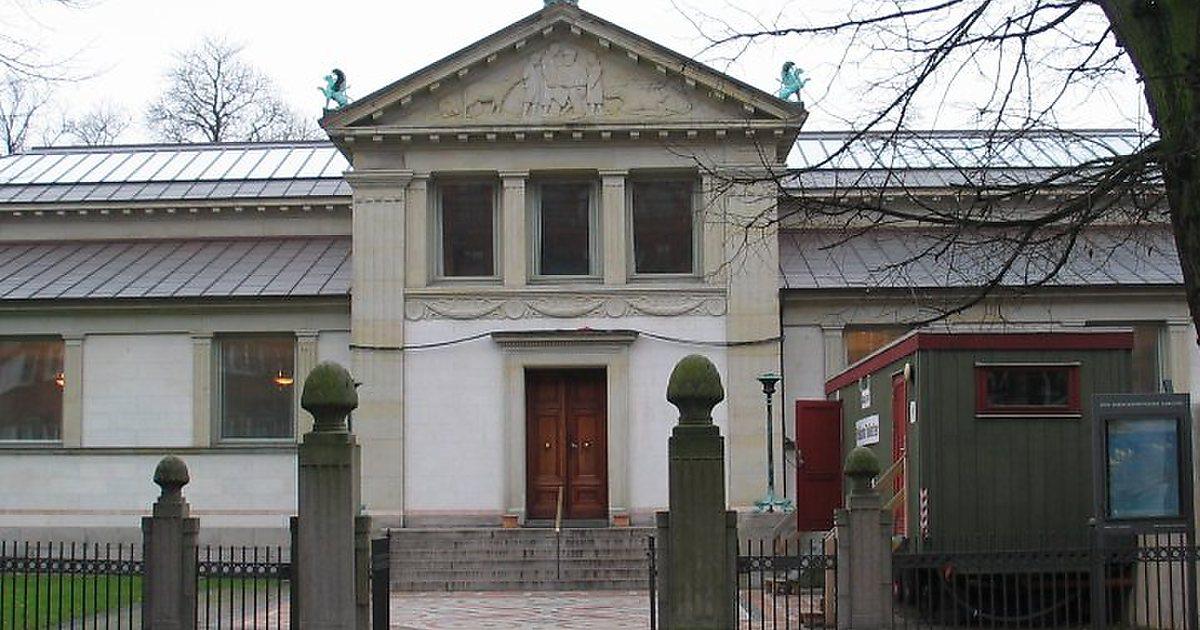 Собрание Хиршпрунга, Копенгаген