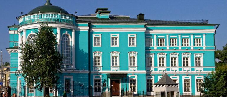 Государственная картинная галерея Ильи Глазунова, Москва